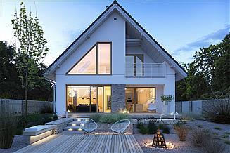 Najczęściej Budowane Projekty Domów Extradom