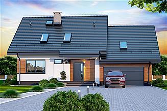 Projekt domu Lisandra Mała 2M