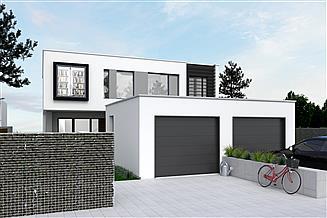 Projekt domu B-45
