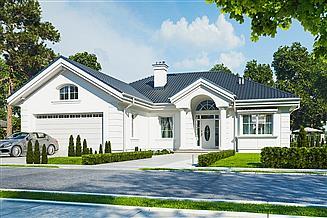 Projekt domu Dom na Parkowej