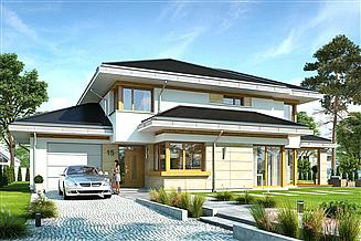 Projekt domu Dom z widokiem 5
