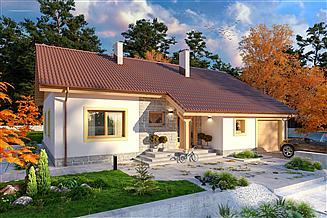 Projekt domu Tercjusz