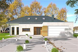 Projekt domu Madera 4