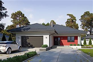 Projekt domu Celia 2