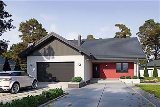 Projekt domu Celio 2