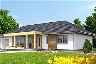Projekt domu Itaka III DCB120b