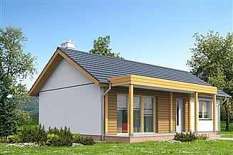 Projekt domu Itaka LMB120