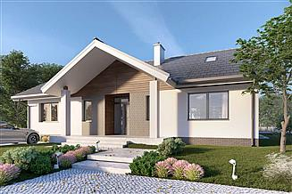 Projekt domu Rockville DCB121