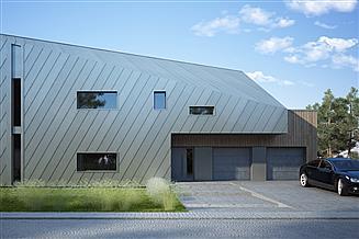 Projekt domu House x08