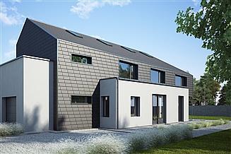 Projekt domu House x11
