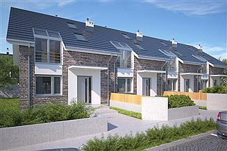 Projekt domu Clermont LMS24