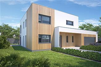 Projekt domu Grenoble DCP353