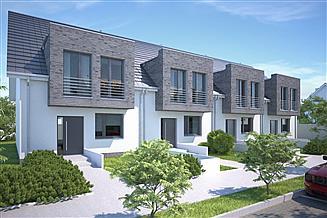 Projekt domu Zurych LMS20