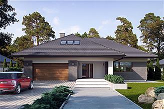 Projekt domu Goran 2