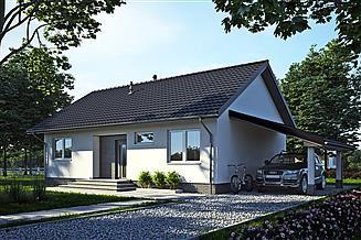 Projekt domu SD5
