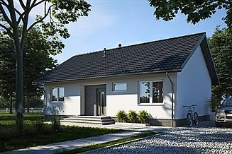 Projekt domu SD6