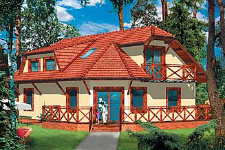 Projekt domu Carini Termo