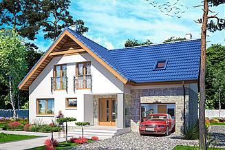 Projekt domu Puk 3