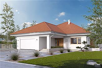 Projekt domu Ariel 5