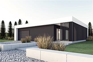 Projekt domu A-16