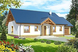 Projekt domu Tamara mała