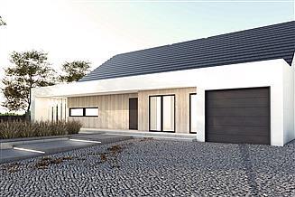 Projekt domu A-26