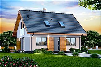 Projekt domu Armanda XS BIS