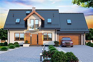 Projekt domu Kendra XS 2M