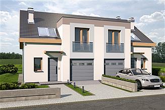 Projekt domu Emil LLL