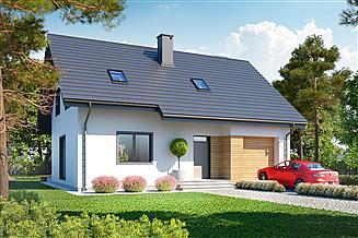 Projekt domu Eco 02