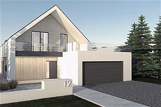 Projekt domu FX-64