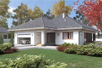 Projekt domu Ariel 6