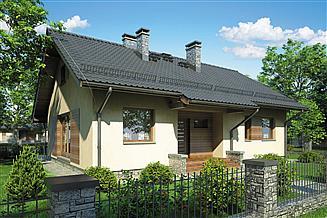 Projekt domu Neo IV SZ