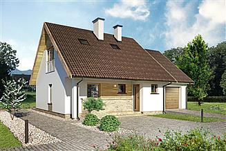 Projekt domu D289