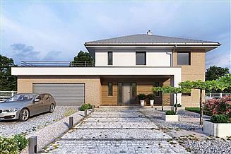 Projekt domu Carrara III DCP332b