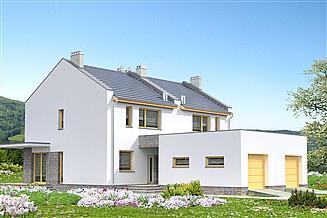 Projekt domu Norwich LMBL41