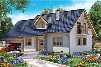 Projekt domu BW-03 wariant 5