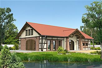 Projekt restauracji Budynek usługowy Orzeł DCU01