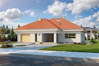 Projekt domu TK72
