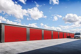 Projekt garażu G327 - Budynek garażowy