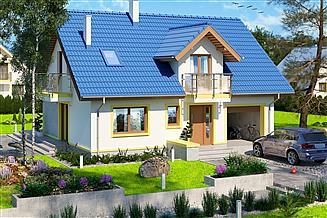 Projekt domu Amant 3