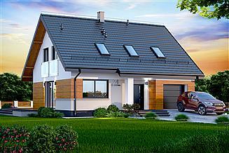 Projekt domu Marsala Mała