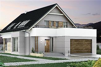 Projekt domu HG-I22
