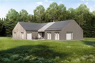 Projekt domu House x44