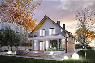 Projekt domu Amarylis 5
