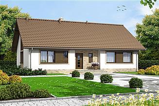 Gotowe Projekty Domów Tanich Gwarancja Najniższej Ceny Extradom
