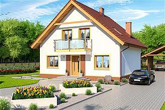 Projekt domu Ares 4