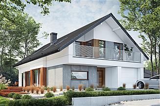 Projekt domu Nicea
