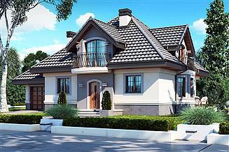 Projekt domu Śnieżka K