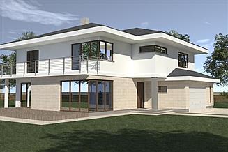 Projekt domu DN 102